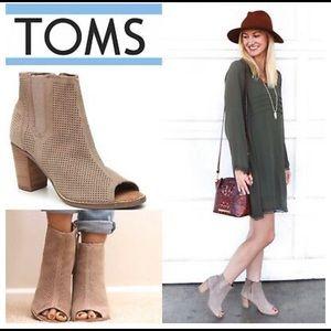 Toms Majorca Booties